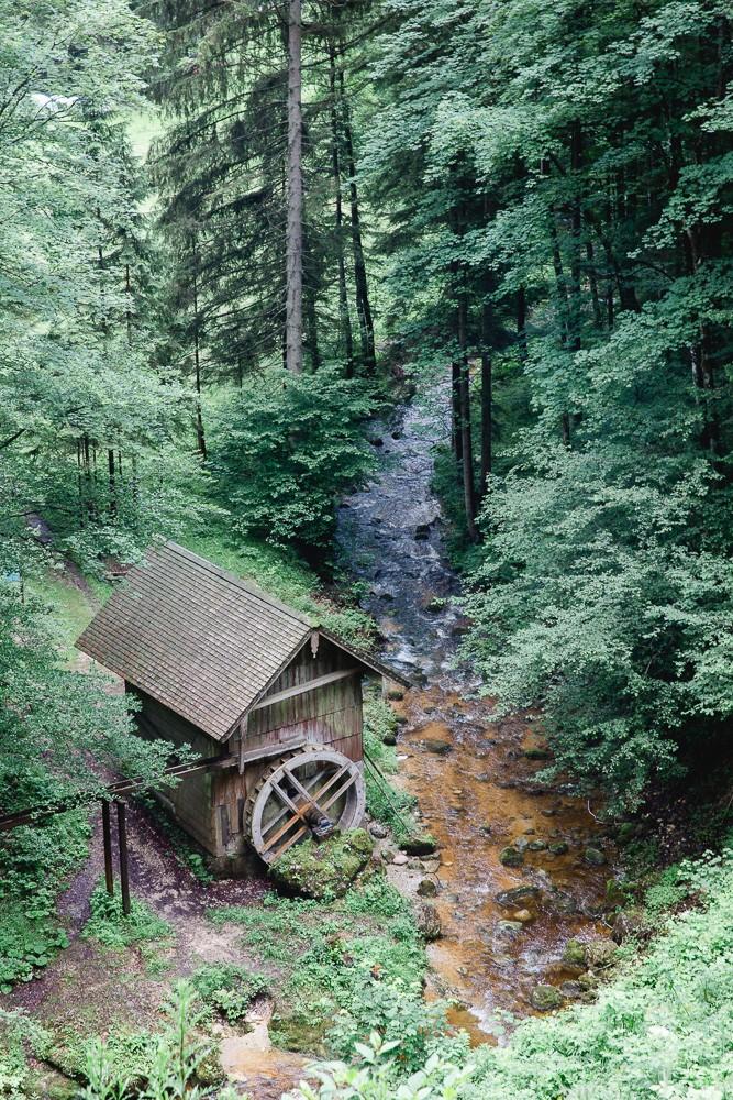 Ebenauer Mühlenwanderweg