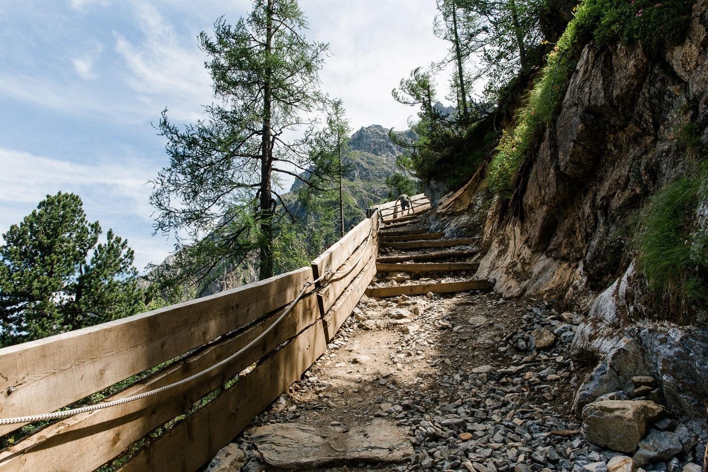 Abstieg Tappenkarsee