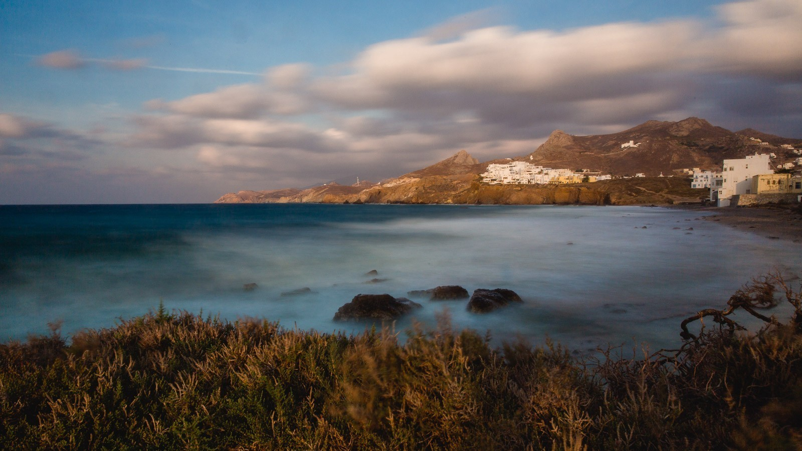 Panorama vom Portara