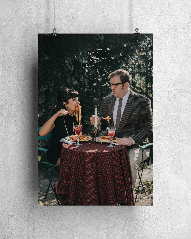 Eat Spaghetti - Poster-1960-02-05