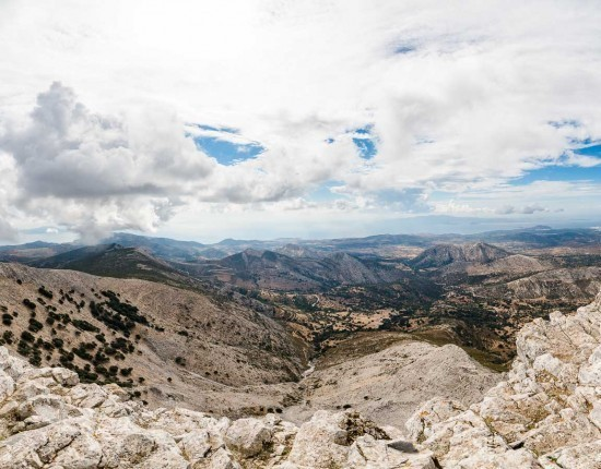 Zas Mountain, Naxos 2015