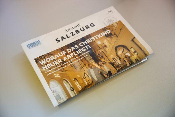 Bild Cover - Altstadt Salzburg Beileger 01