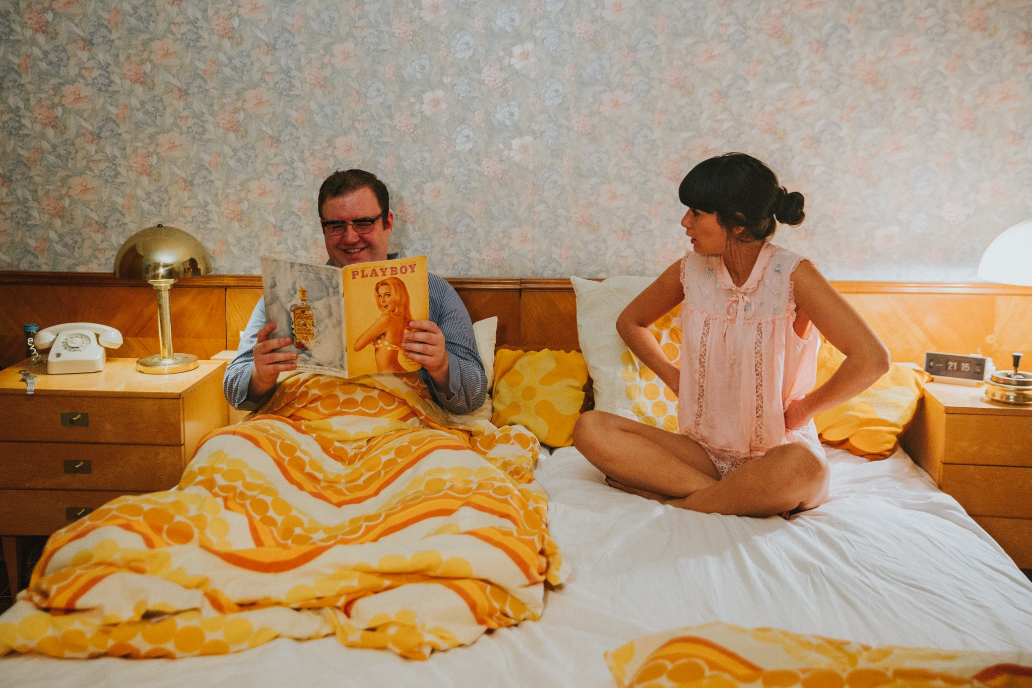Titelbild - Bedtime Story The Sixties Project